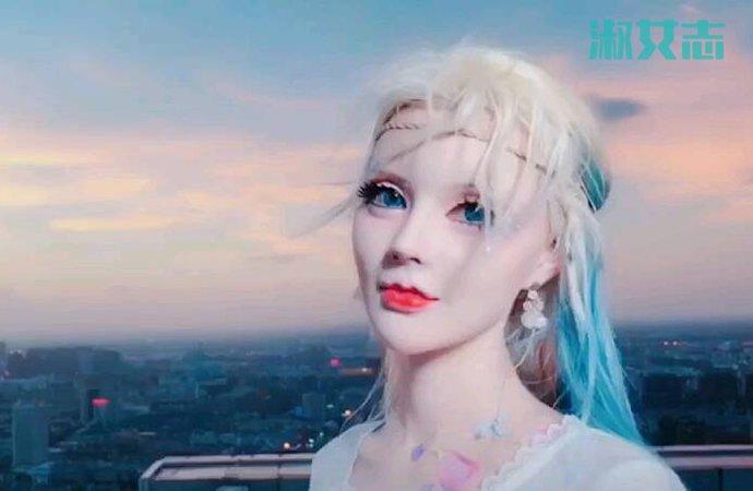 芭比迪丽拉原来的样子 迪丽拉为什么要整成芭比娃娃
