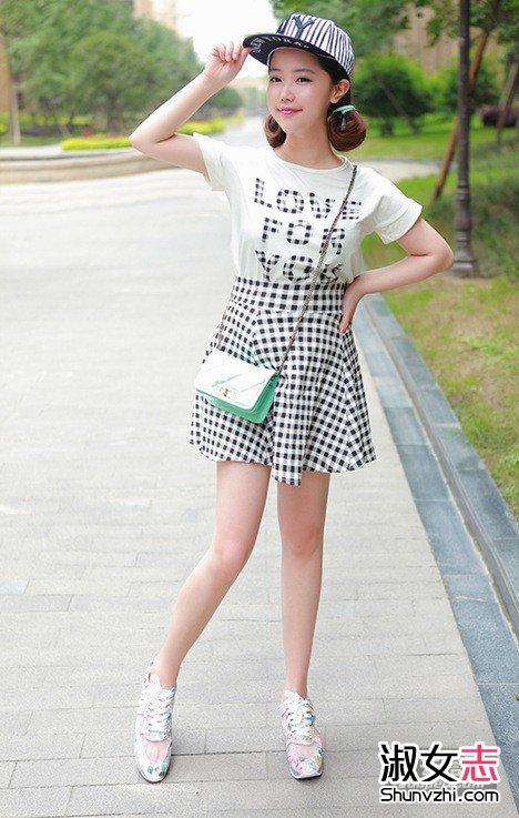 可爱甜美风服装