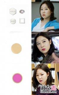 韩国女明星戴的耳钉品牌盘点