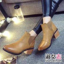 秋季流行鞋子 女生必备鞋款