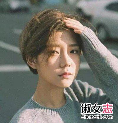 齐耳短发发型 冬季流行的齐耳短发(3)图片