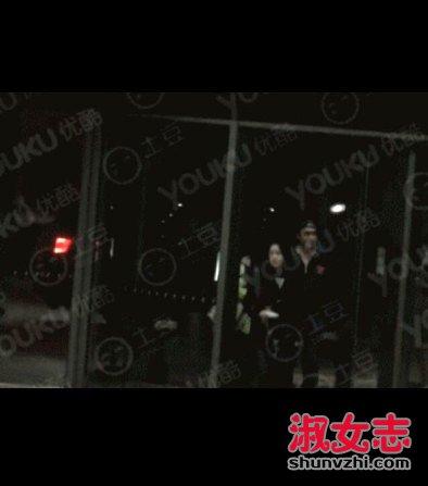 林更新网红女友资料 林更新新欢照片