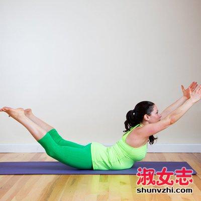 瑜伽瘦腰腹运动 瑜伽瘦腰的动作图解