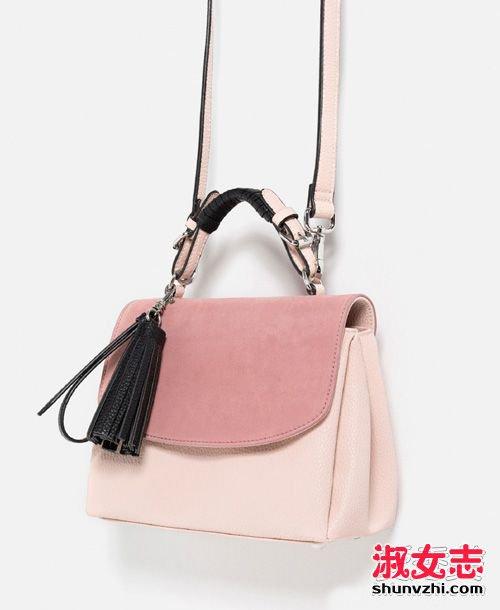 粉色包包怎么搭配 2016必败的粉色包 粉色包包搭配衣服
