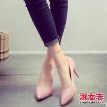 2016春季女生鞋子流行款式
