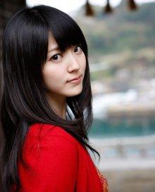 日本清纯美女长发飘飘似邻家女