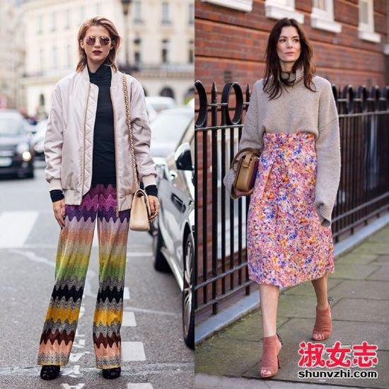 春天穿什么颜色的衣服 春装搭配图片 春天穿衣搭配