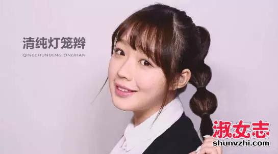 4款韩式减龄编发 5分钟轻松搞定少女风 韩式编发