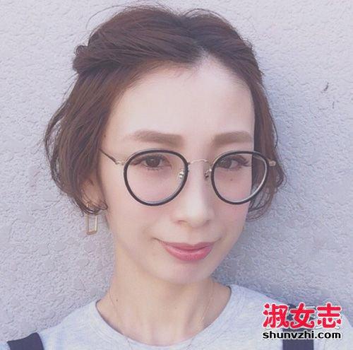网红女生的刘海编发推荐(2)