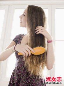 发梢的分叉的先兆 看懂秀发的受损状况