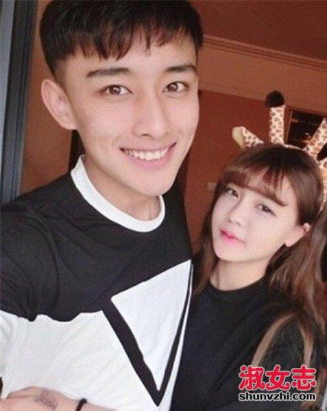 韩安冉男友