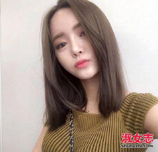 2016韩国流行的发型 韩妞最爱网红发型(5)图片