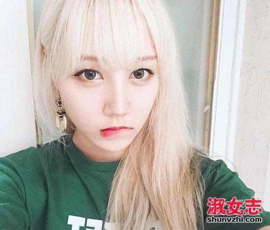 2016韩国流行的发型 韩妞最爱网红发型(3)图片