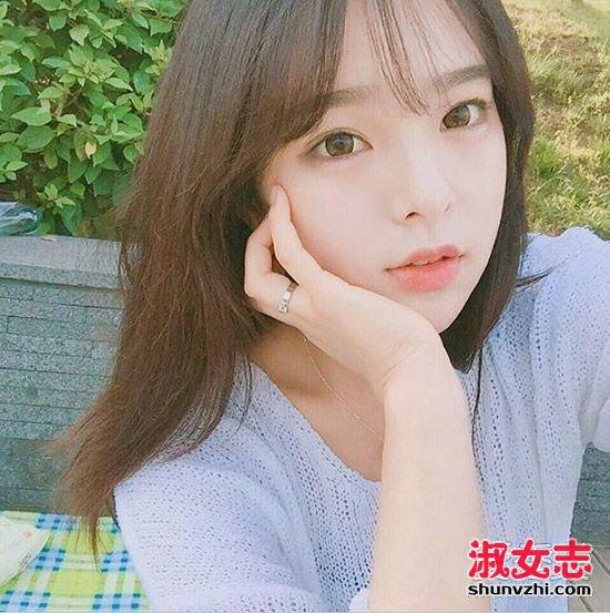 2016韩国流行的发型 韩妞最爱网红发型(4)图片