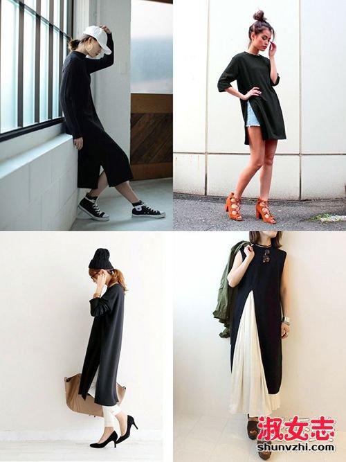 大PP女生怎么穿衣 4大显瘦单品必备 问题身材着装技巧