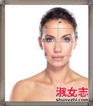 一招教你测脸型还get最适合的发型 怎么侧自己的脸型