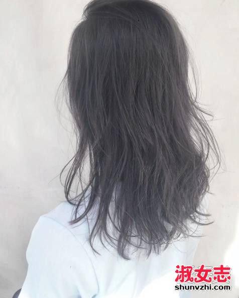这几款发色更是好看到哭了 深棕色头发