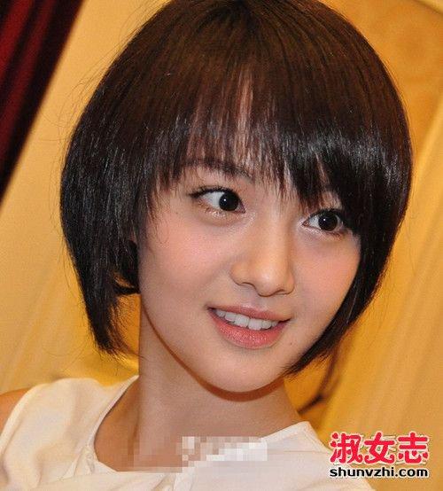 一部剧一张脸?郑爽才是娱乐圈最会换发型的女星! 郑爽留过的发型