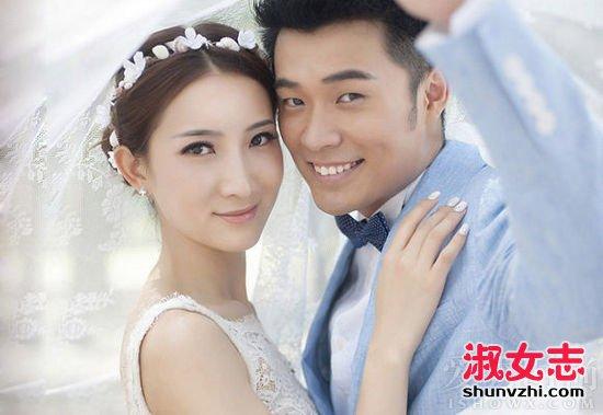 陈赫许婧蕾拉小姐结婚照