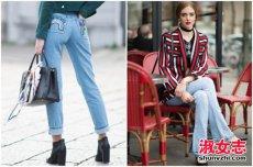 女人穿好牛仔裤的四种搭配诀窍
