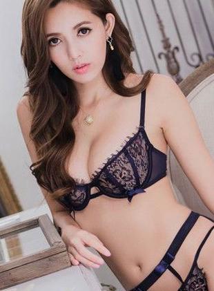 台湾内衣女神排行榜 性感女星大P