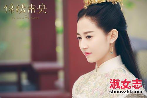 锦绣未央九公主的扮演者 陈钰琪的个人资料(2)