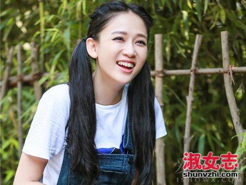 陈乔恩素颜照片曝光 娱乐圈素颜女神呢?