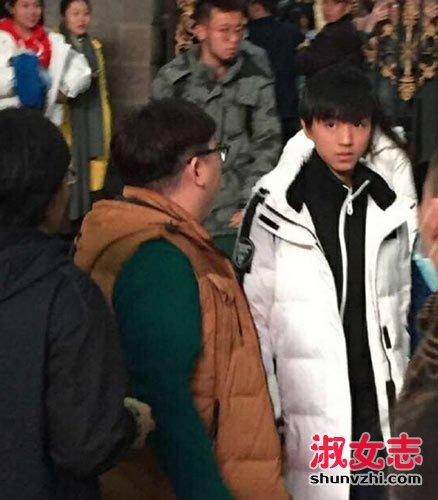 王俊凯艺考引轰动 TFBOYS王俊凯艺考考哪里 王俊凯最新消息