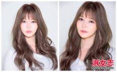 2017韩国流行的发型推荐 波浪大卷是真爱