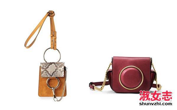 今年最流行的包包款式 迷你包在潮流顶端图片