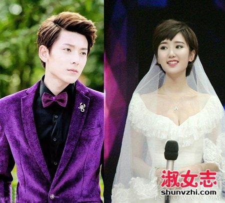 陈翔与毛晓彤恋情被曝光,随后,两人在微博大方公开恋情,此前,二人