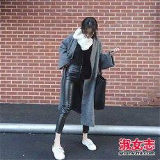 春节期间冬季单品怎么搭 时尚达人街拍看点