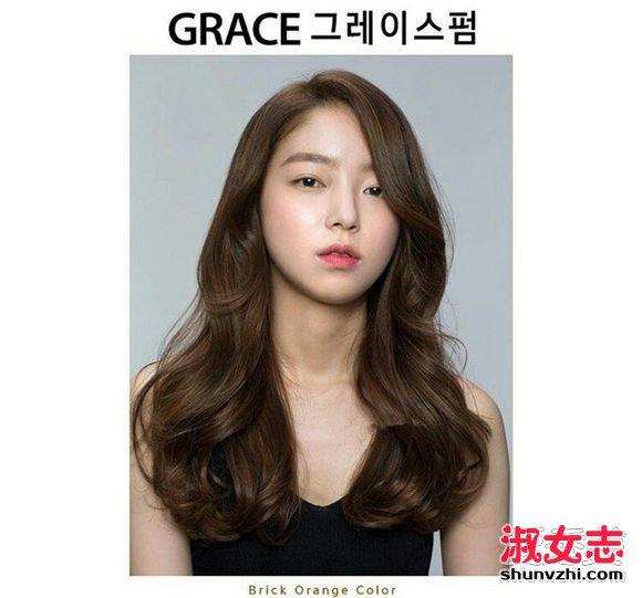 2017韩国流行的女生发型最新合集