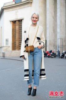 小脚裤怎么搭配好看 小技巧穿出完美比例