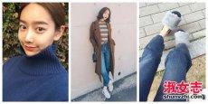 时尚达人冬季衣橱必备的时尚单品