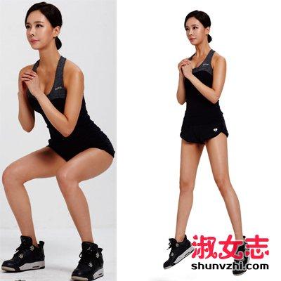 约会前一周急救瘦身 5分钟小运动燃脂又塑形 运动减肥的最好方法