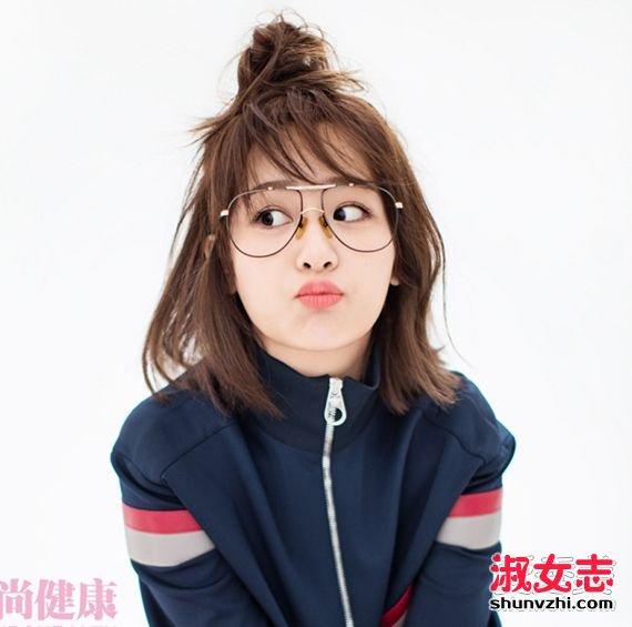 恋爱中的杨紫真是美得开挂了!lob头百变又时髦 杨紫最新发型