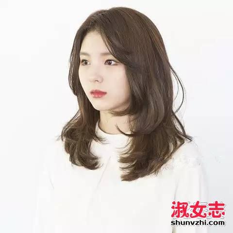 发尾及肩弄什么短发好看?好看韩式发型起底 好看的短发女韩国