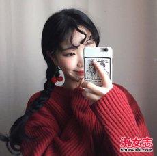 2017年最流行的刘海设计 可爱甜美刘海