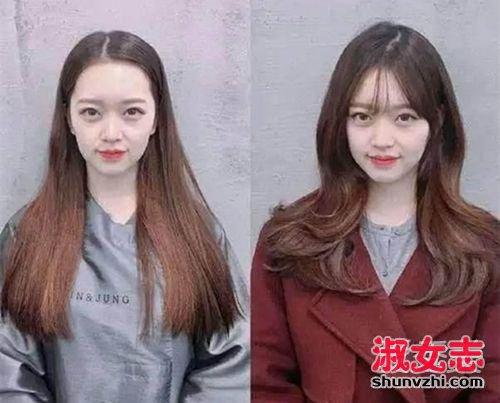 长脸女明星都留什么发型 长脸最适合的发型图片