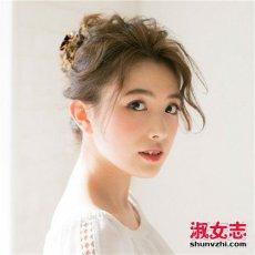 2017夏季日系简单又清爽的日系编发