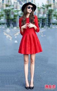 春季裙子配什么鞋子穿最女人