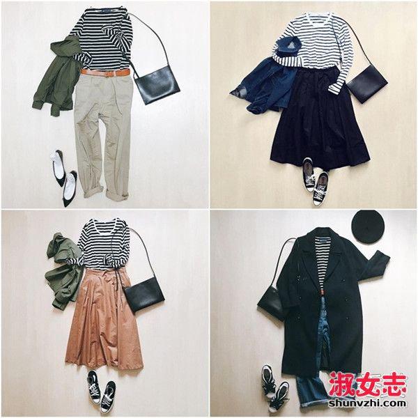 春季下雨天穿什么衣服 下雨天穿什么衣服图片 穿衣搭配
