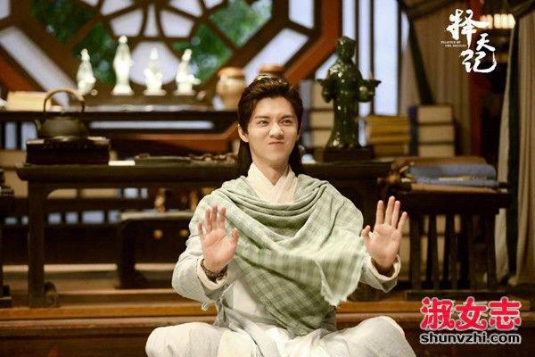 娱乐影视快讯正文剧中陈长生是一个孤自小被师父计道人收留