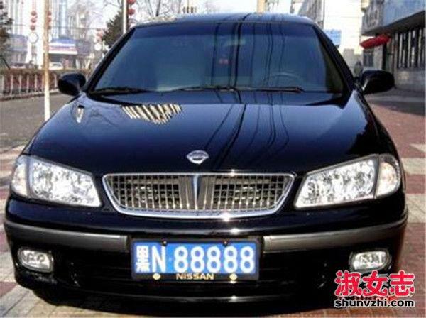 中国车牌号是怎么排的 首长的配车车牌为什么是00001图片
