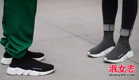 巴黎世家袜子鞋多少钱 巴黎世家袜子鞋好吗图片