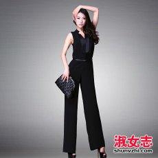 夏季女人连体裤搭配技巧 连体裤搭配什么鞋子