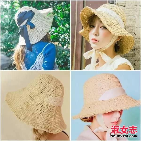 什么帽子显脸小 夏季流行的渔夫帽适合什么脸型