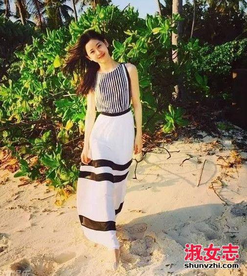 巴黎时装周奶茶妹妹章泽天衣服是什么牌子 章泽天穿搭图片