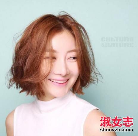 2017夏季流行发型女 2017夏季流行的长发和短发